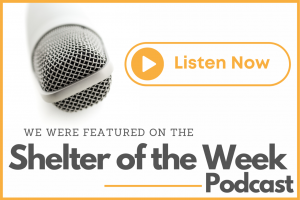 Shelter of the Week Podcast